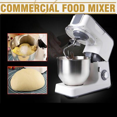 Electric Stand Mixer 5.5L 1000W 8 Speeds Kitchen Cooking Dough Bread Cake Maker