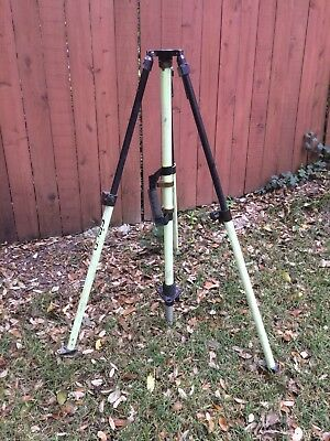 Used Seco Graduated Collapsible GPS Antenna Tripod 5119-00-FLY