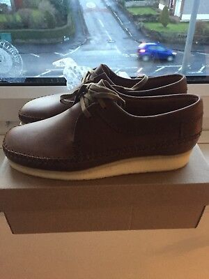 Clarks Weaver 8 bought from oi polloi