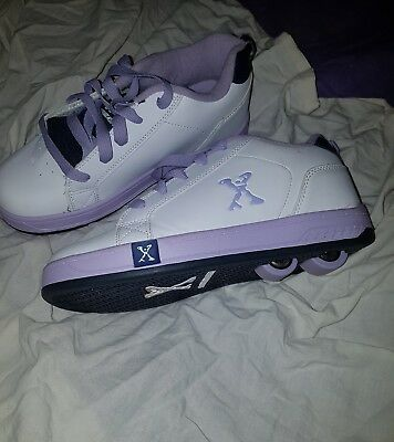 girls roller shoes size 4