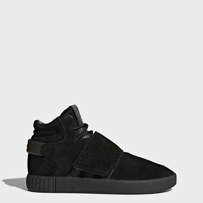ca5b2addce01d7 Adidas Originals TUBULAR INVADER STRAP SHOES Black BY3632 UK7 7.5 8 8.5  1  of 5Only 4 ...