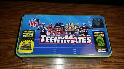 NFL Teenymates 2017 Series 6 Player Specific Collector Tin  *Free Shipping*