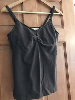 Bravado Nursing Tank 36B/C Chocolate