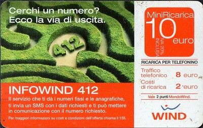 Wind 10 euro Infowind 412