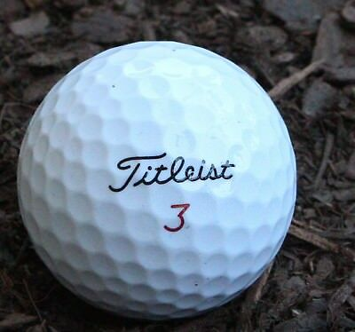 50 Titleist NXT Tour Excellent Condition Golf Balls