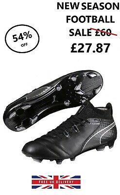 Puma One 17.1 Firm Ground Mens Football Boots  *******MEGA VALUE******
