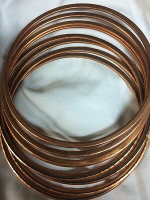 8  New Gardner Denver Oem Compressor Copper Gasket 25Bc490