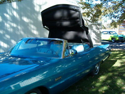 1969 Plymouth Fury convertible 1969 Plymouth Fury III Convertible