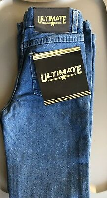 Boys Ultimate Jeans NEW Size 6