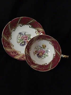 Paragon Tea Cup and Saucer ~By Appointment to Her Majesty the Queen~ England