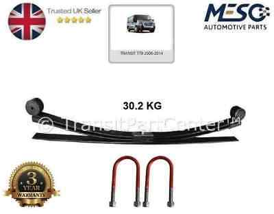 2+1 3 Three Triple Leaf Spring + Ubolts Ford Transit Mk7 2006-2014 Upgrade 2.4