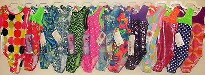 Child Small New Pelle CS Leotard Gymnastics *Choices* Girls Dance * SALE*