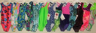 Child Extra Small New Pelle CXS Leotard Gymnastics *Choices* Girls Dance * SALE*