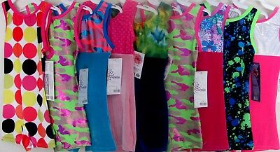 Child Small New Pelle CS Leotard Gymnastics Unitard Girls Biketard Dance