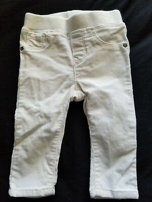 Infant/Toddler Girl's BabyGap Corduroy Pants Size 6/12 months