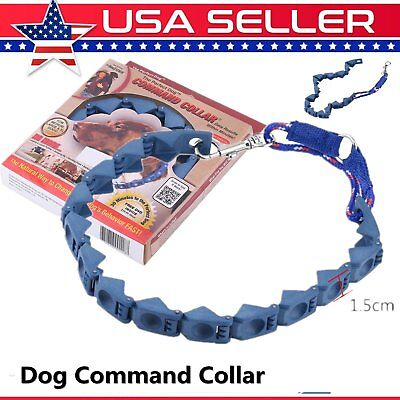 Perfect Dog Command Collar Dog Training System Size Small NEW FAST USA SHIP EK#