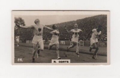 Who's who in Sport 1926 Athletics Sprint