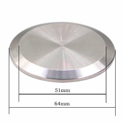 """2"""" Sanitary End Cap Fits Blind Plate Tri-Clamp Ferrule Flange Cover SS304"""