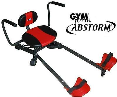 Gymform Abstorm Abdominal Workout Abs Fitness Cardio Exercise Machine Home Gym