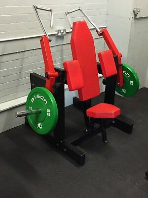 Tricep Plate Loaded Machine, Gym