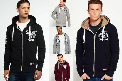 New Mens Superdry Hoodies Selection 1812