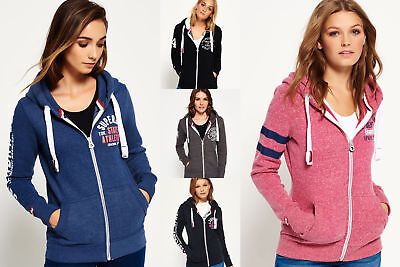 New Womens Superdry Hoodies Selection 1812 2