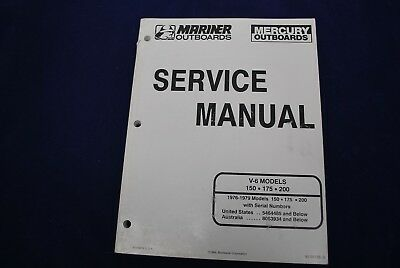 40 hp mariner outboard service manual