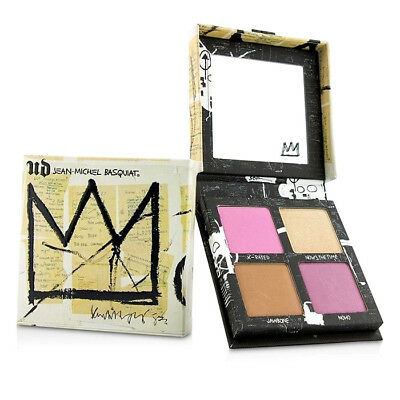 Urban Decay Jean Michel Basquiat Face Contour Cheek Blush Palette - UK 1st Class
