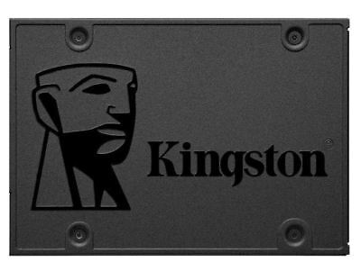 "Kingston 240GB SSD Drive A400 2.5"" SATA III 2.5 inch Solid State Drive"