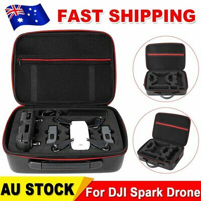 Newest For DJI Spark RC Drone Accessories Hard Box Case Storage Bag Hard Shell A