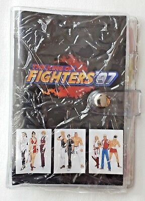 The King of Fighters 97 Anime Mini Note Book Agenda Organizer Diary