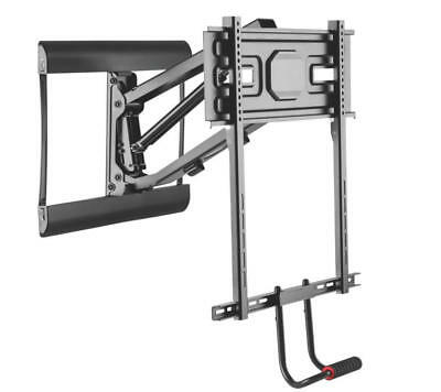 """PrimeCables®  Above Fireplace Pull-Down Full-Motion for  43""""-70"""" TV Wall Mount"""