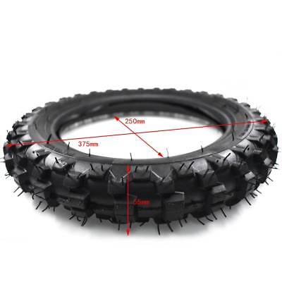 """2.50-10"""" Inch Front Knobby Tyre Tire fit Scooter PIT PRO Trail Dirt PW50 Bike"""