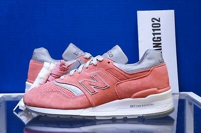 e2b80d2b9964 SPECIAL BOX New Balance Concepts CNCPTS 997 Rose Silver Pink M997CPT 5.5 -  9.5