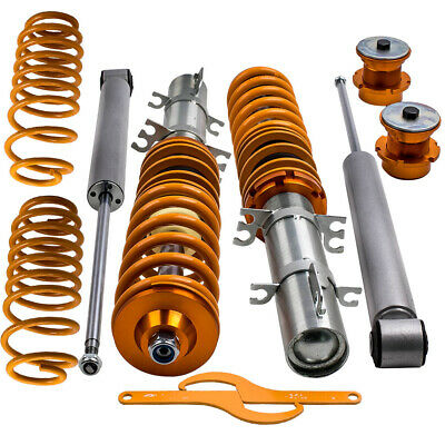 STREET COILOVERS SUSPENSION KIT for 1999 2000 2001 2002 for VW Golf MK4 1J