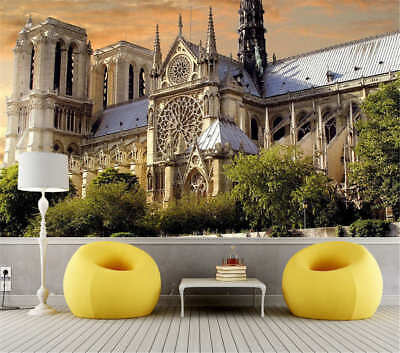 Physical Architecture Full Wall Mural Photo Wallpaper Printing 3D Decor Kid Home