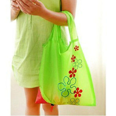 Straberry Grocery Store Shopping Carry Out Bag Recyclable (Random Delivery)