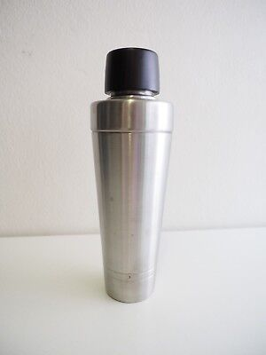 Great Stainless Steel Cocktail Shaker. Great Condition! Bargain Price!