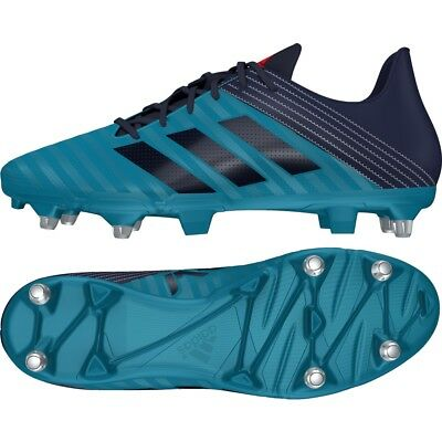 adidas MALICE SG RUGBY BOOTS - MENS  SIZE 12 13 BIG SIZE - RRP £65