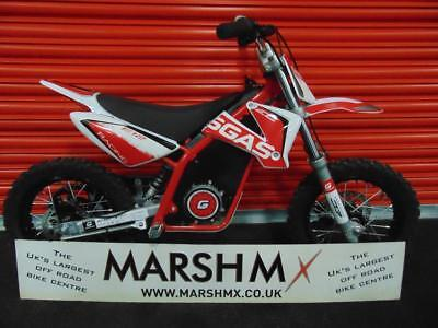 GAS GAS E12 Electric MX Childs Bike - Nil Deposit Finance Available