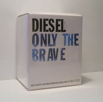 Diesel Only the Brave - Eau de Toilette Spray 50 ml