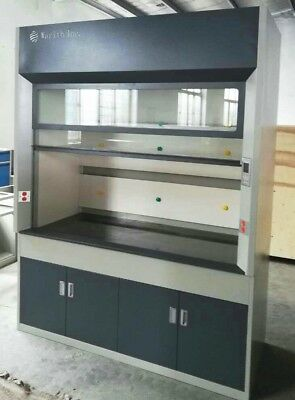 Laboratory Fume Hood, Chemical Hood, Brand New with Axial Blower