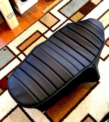 KAWASAKI ZN 700 LTD 1984-85 Custom Made Motorcycle Seat Cover and Backrest Cover