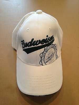 "Budweiser ""The Great American Lager "" Fitted Hat {LG/XL"