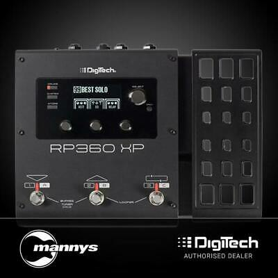 DigiTech RP360XP Guitar Multi-Effect Processor w/ USB Streaming & Expression Ped