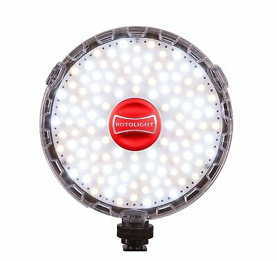 Open Box Rotolight Neo Continuous LED Lighting with Colour Temperature Controlle