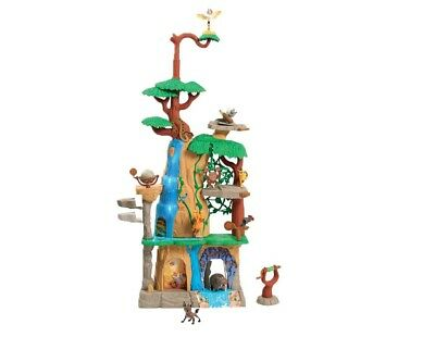 Just Play Lion Guard Training Lair Playset Recreate the Adventures Stands 3ft