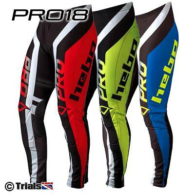 Hebo PRO18 Trials Riding Pant - In 3 Colourways