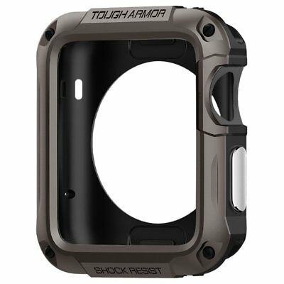 Spigen Tough Armor Apple Watch Series 1 Case with Extreme Heavy Duty Protection