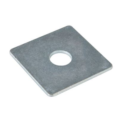 Square Plate Washers 50mm x M12 (Pack 10)
